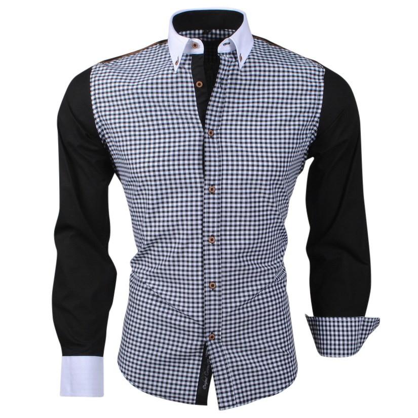 Overhemd Italiaans Design.Mulino Kleding Voor Heren