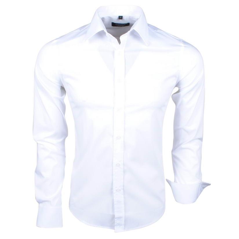 Overhemd Getailleerd Heren.Esmeralda Kleding Voor Heren